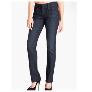 PAIGE 'Kennedy' Straight Leg Stretch Jeans